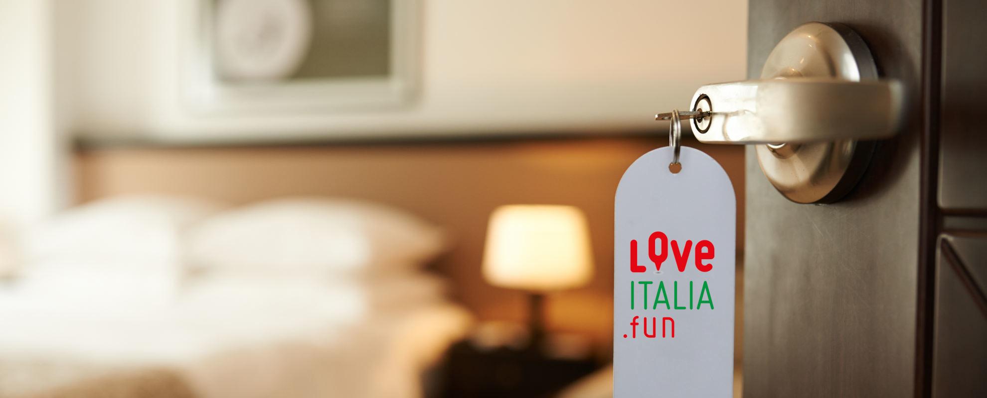 dormire love italia fun
