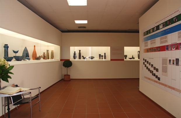 museo artistico industriale bitossi interno loveitalia