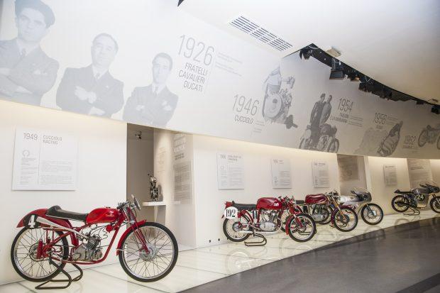 museo ducati moto antiche loveitalia