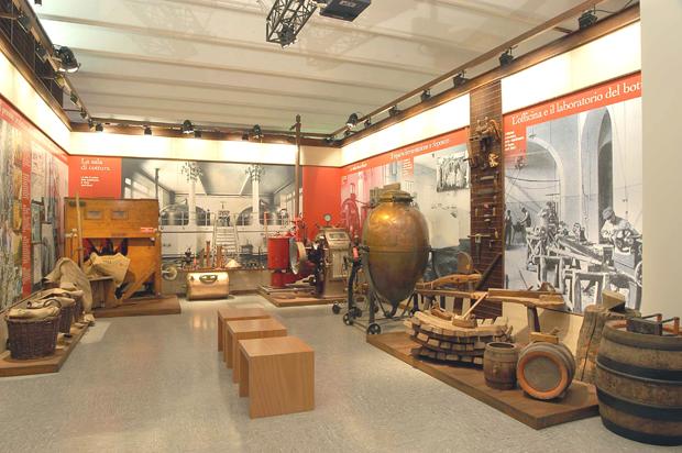 Archivio Storico Museo Birra Peroni Interno 1 LoveITALIA