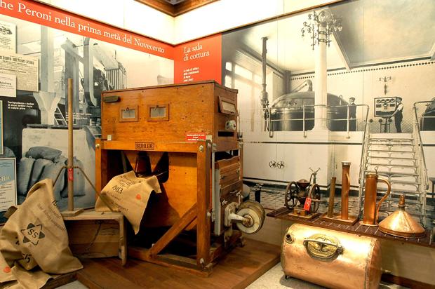 Archivio Storico Museo Birra Peroni Interno 2 LoveITALIA