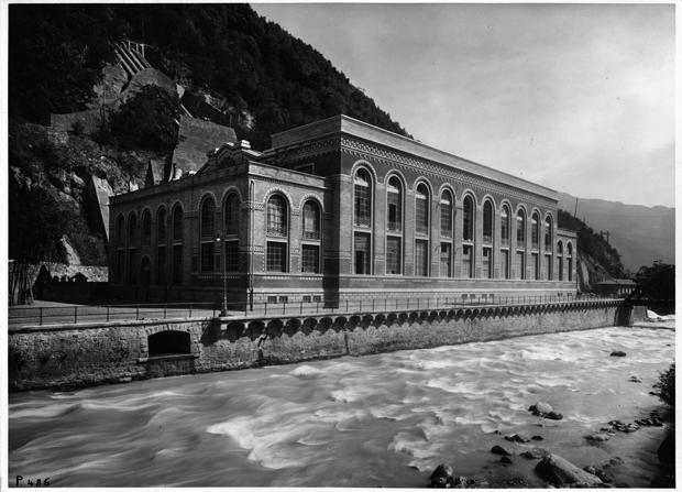 Fondazione AEM Gruppo a2a Centrale Idroelettrica LoveITALIA