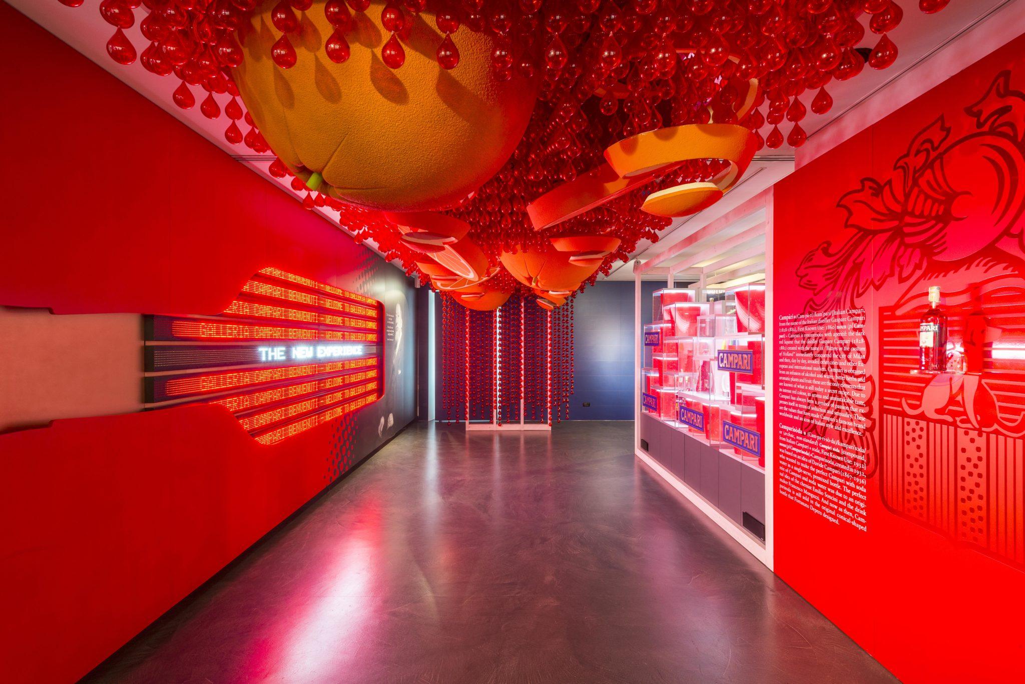 Galleria Campari Room Arance LoveITALIA