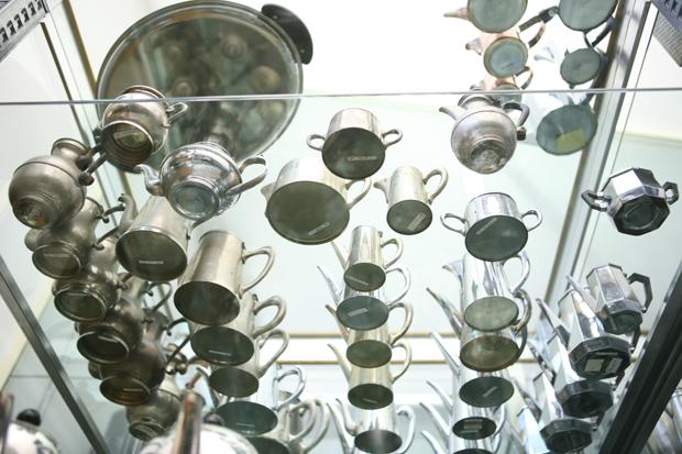 Museo Alessi Caffettiere Zuccheriere LoveITALIA