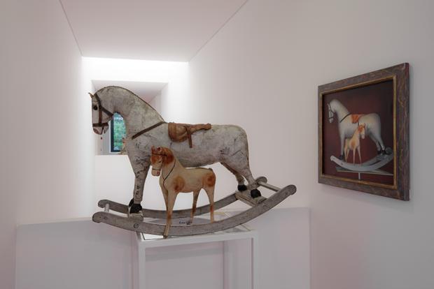 Museo Cavallo Giocattolo Interni 2 Cavallo LoveITALIA