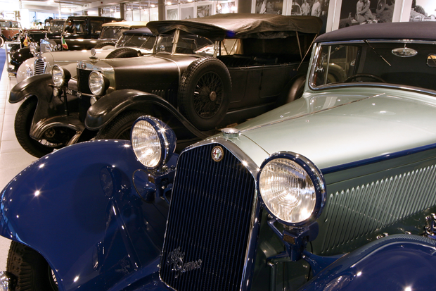 Museo Nicolis expo auto 2 Loveitalia