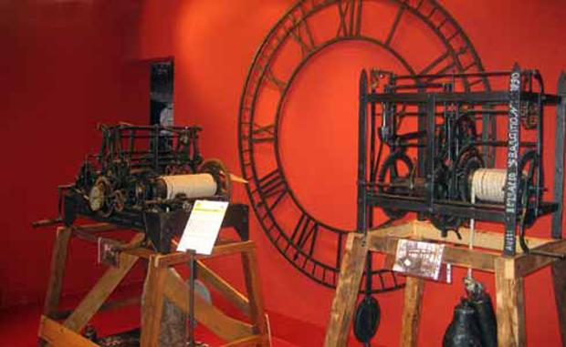 Museo Orologio Torre Bergallo Interni 2 LoveITALIA