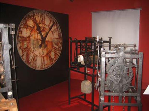 Museo Orologio Torre Bergallo Interni 3 LoveITALIA