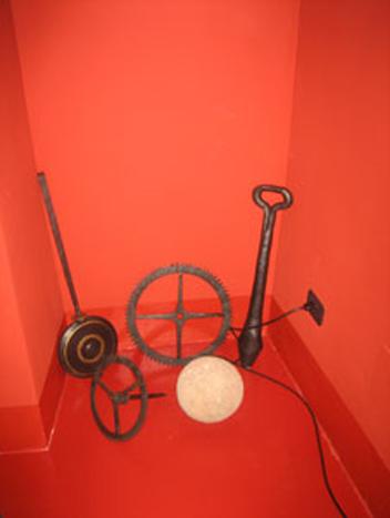 Museo Orologio Torre Bergallo Particolari 1 LoveITALIA