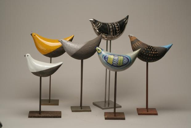 produzione uccelli museo artistico industriale bitossi loveitaliafun