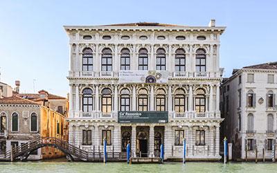 Museo Ca Rezzonico principale