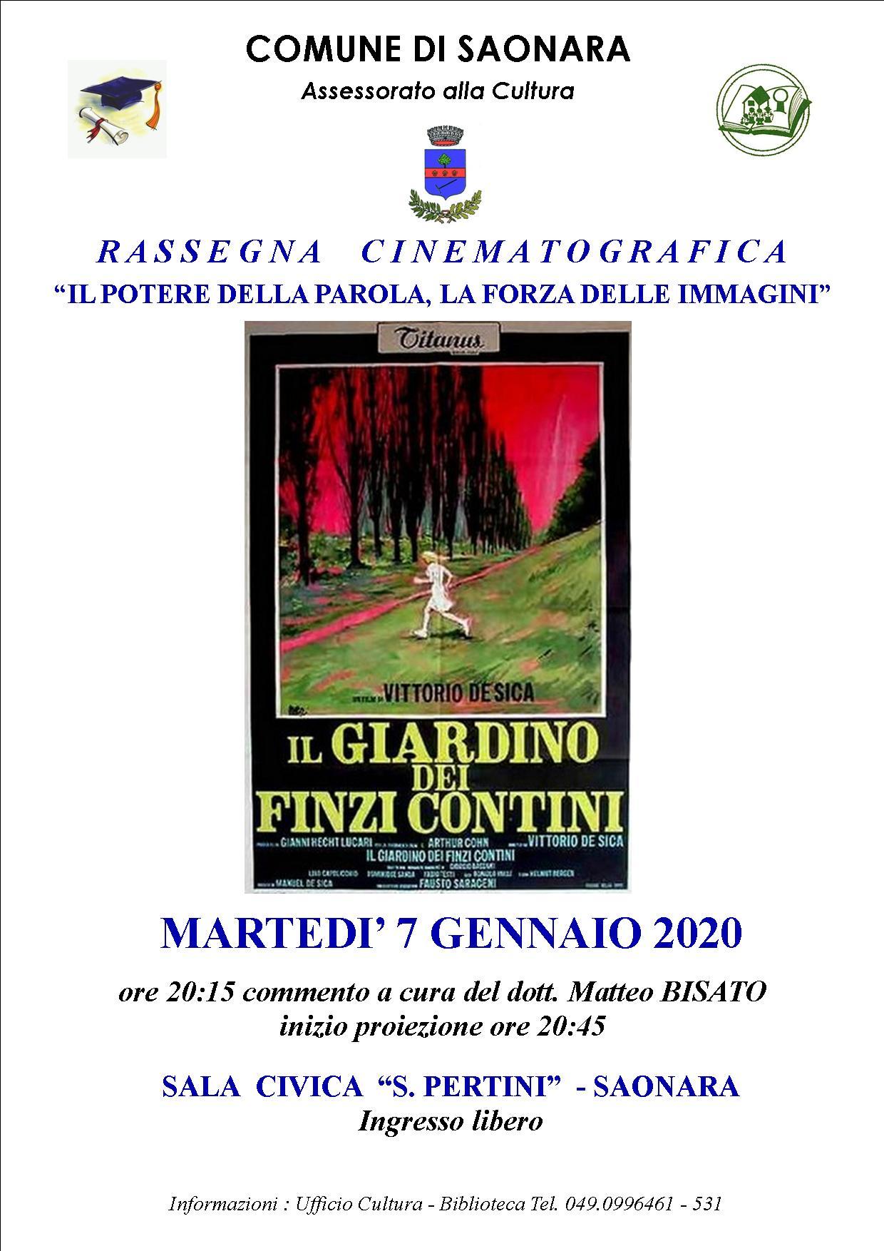loCANDINA CINEMA 7