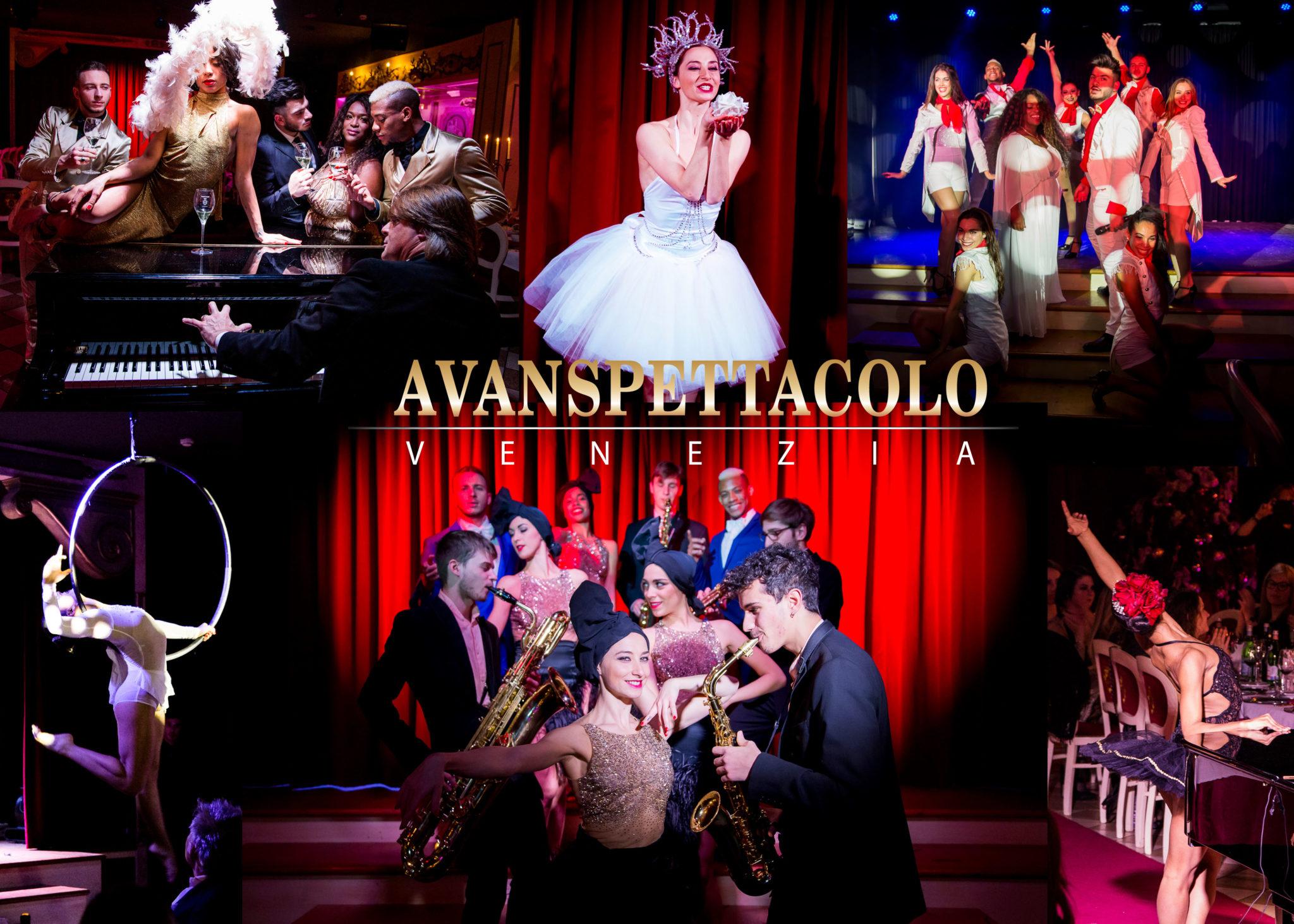 Grand Show Magic Avanspettacolo Venezia 1