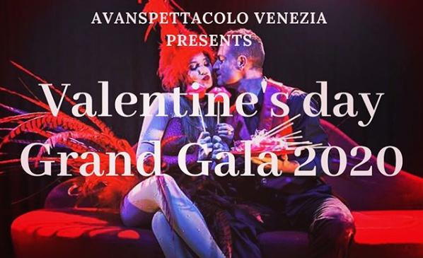 gran gala san valentino 2020 avanspettacolo venezia 2