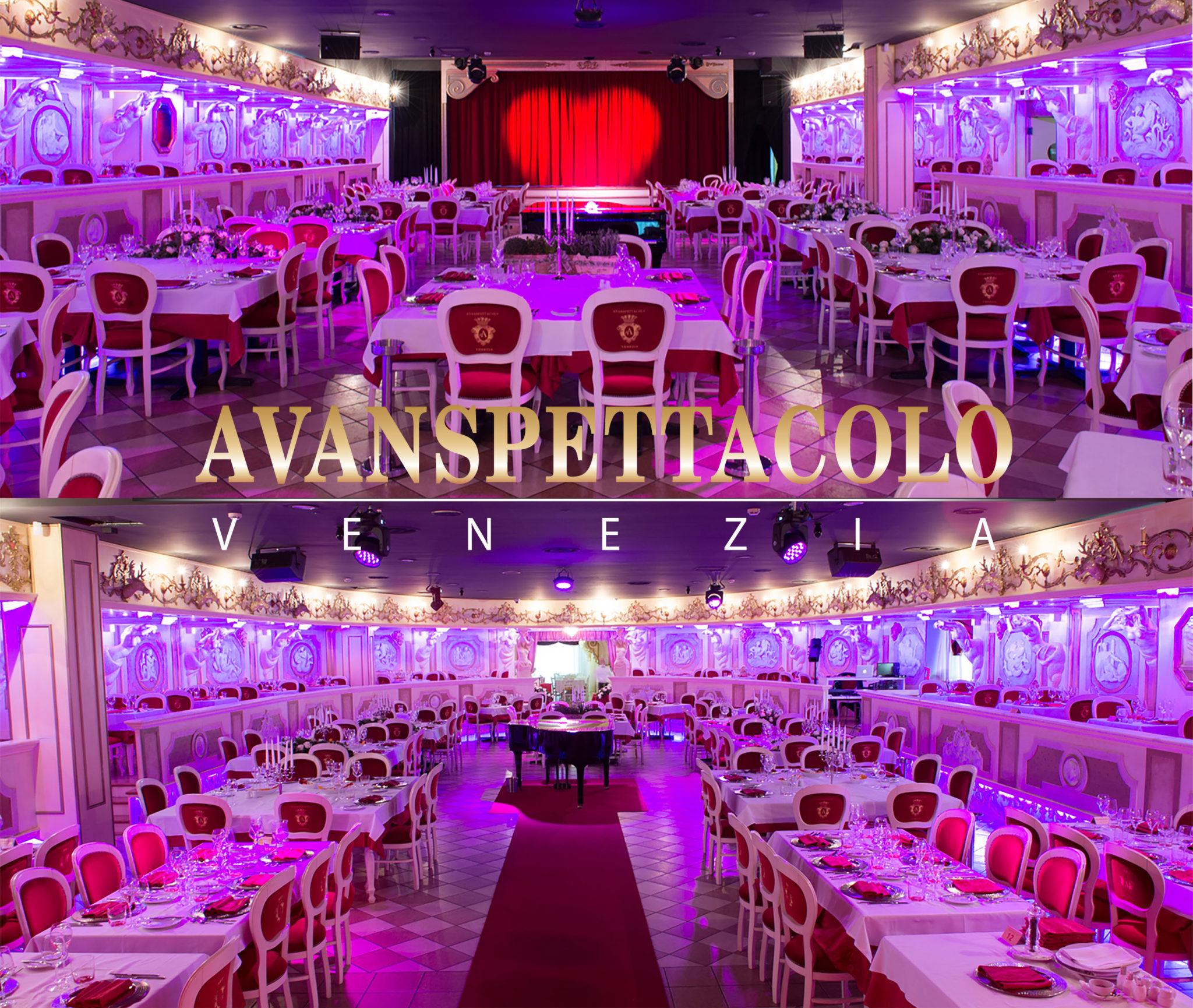 sala Grand Show Magic Avanspettacolo Venezia 1