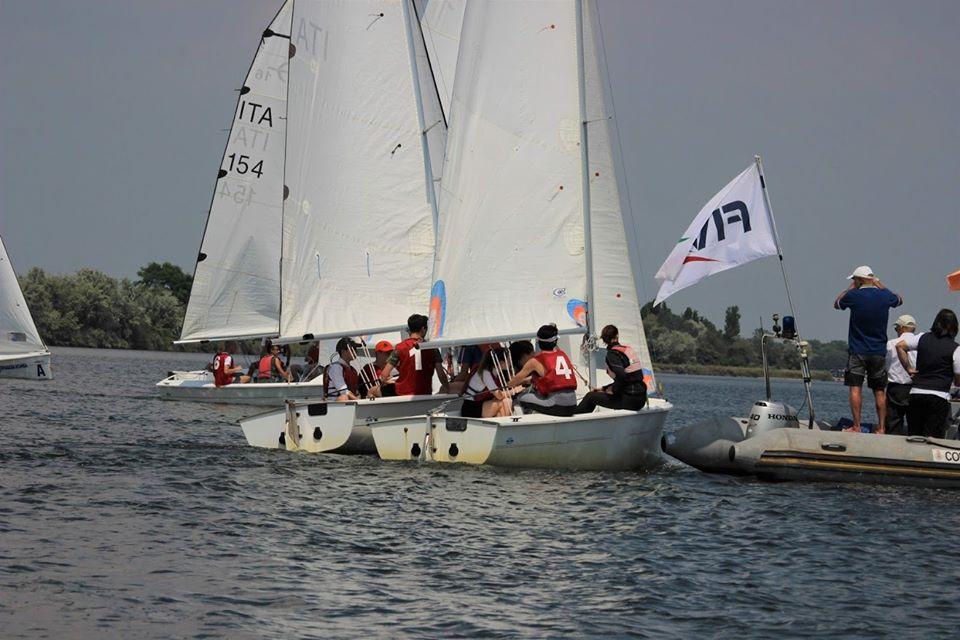 campionato studentesco regionale circolo nautico volano loveitaliafun 1