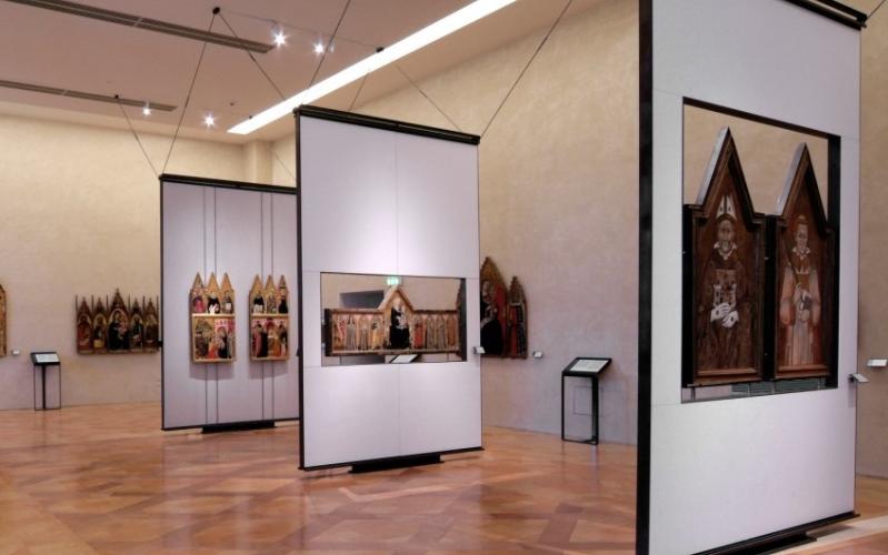interno galleria nazionale umbria loveitaliafun