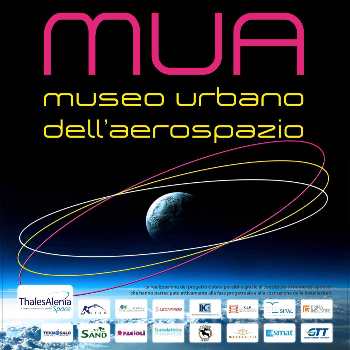 MUA MUSEO URBANO DELL AEROSPAZIO principale 1