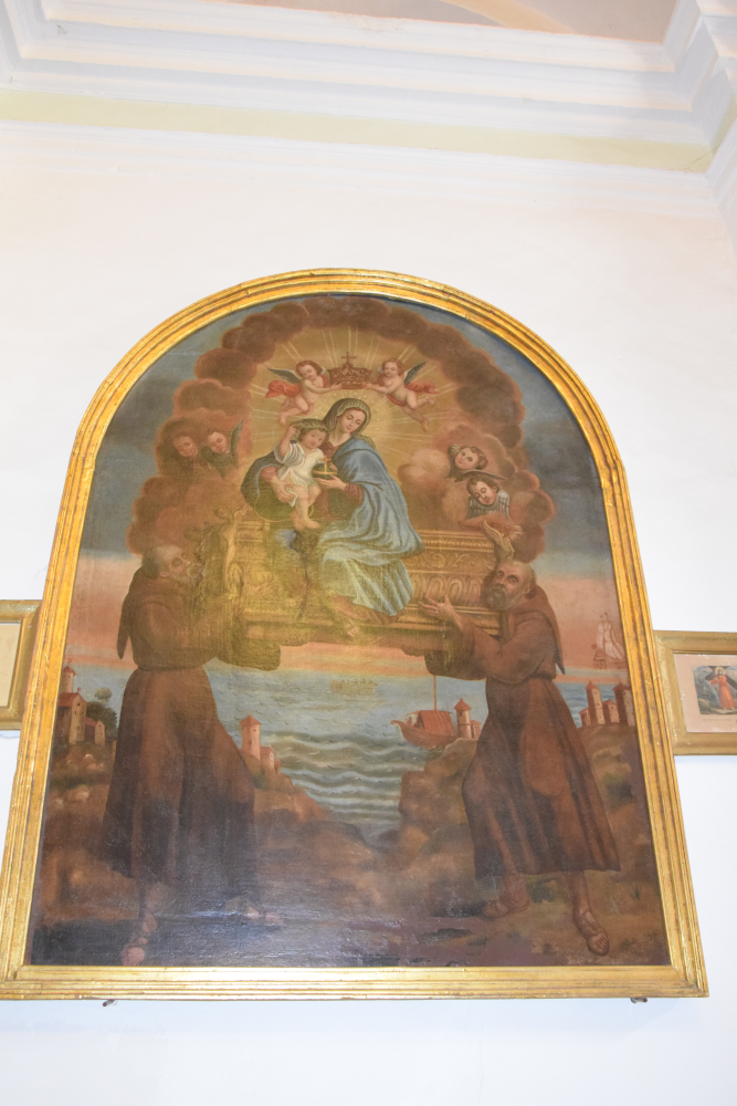 Madonna dell Odigidria chiesa san giuseppe pro loco sammichelese loveitaliafun