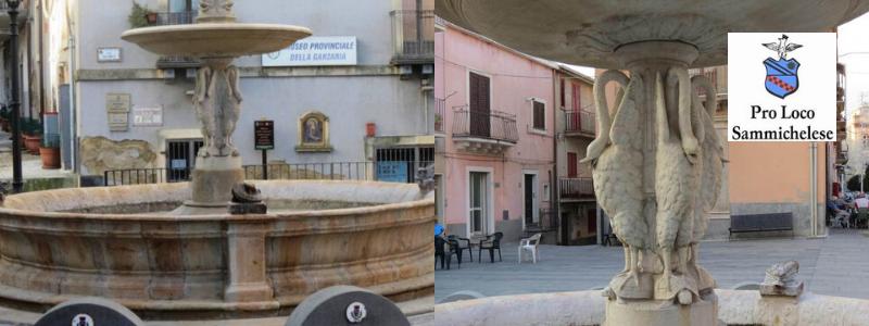 anteprima fontana san michele pro loco sammichelese loveitaliafun