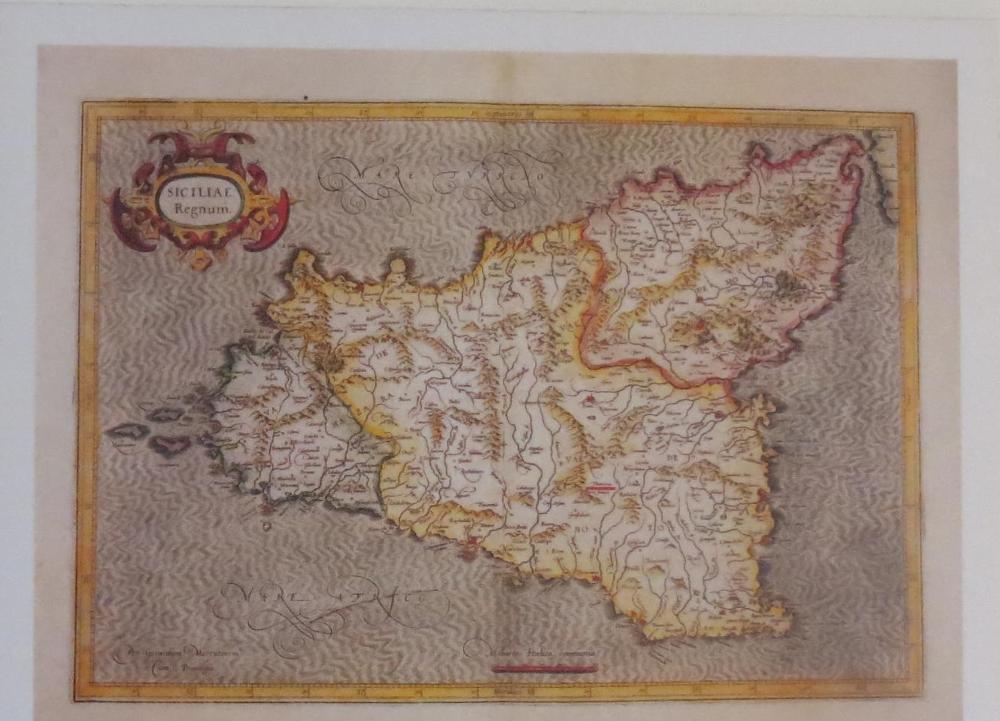 cartina regno sicilia pro loco sammichelese loveitaliafun