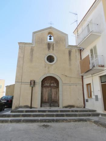 facciata chiesa del calvario pro loco sammichelese loveitaliafun