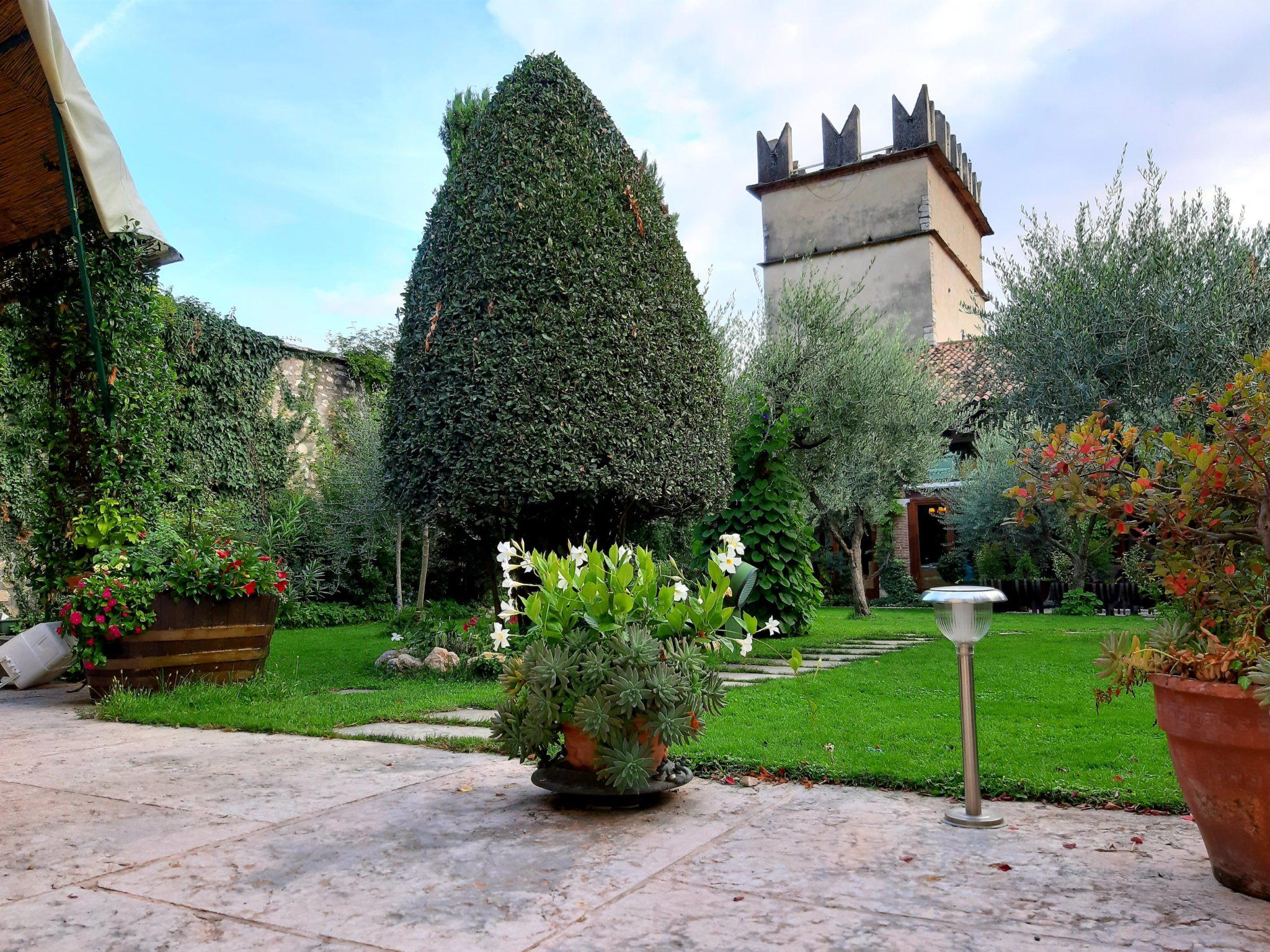 Corteforte giardino